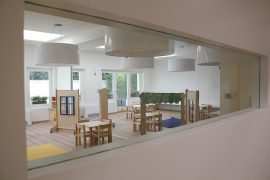 Gli amici di Pooh, Scuola dell'infanzia, Milano