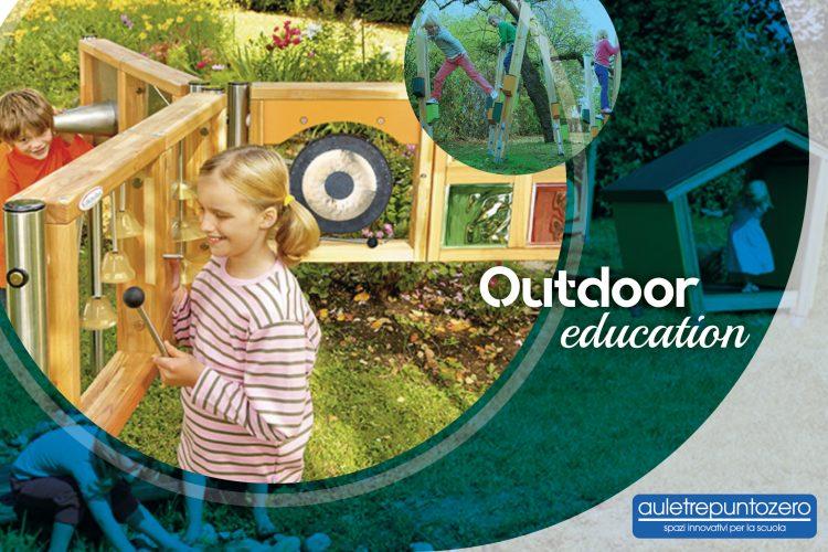 «Outdoor education» è la nuova proposta d'innovazione di Avanguardie educative